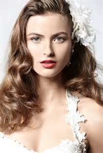 picture beautiful and natural long wedding hairstyles ideas