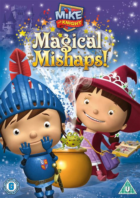 coco ganool mike the knight magical mishaps dvd zavvi