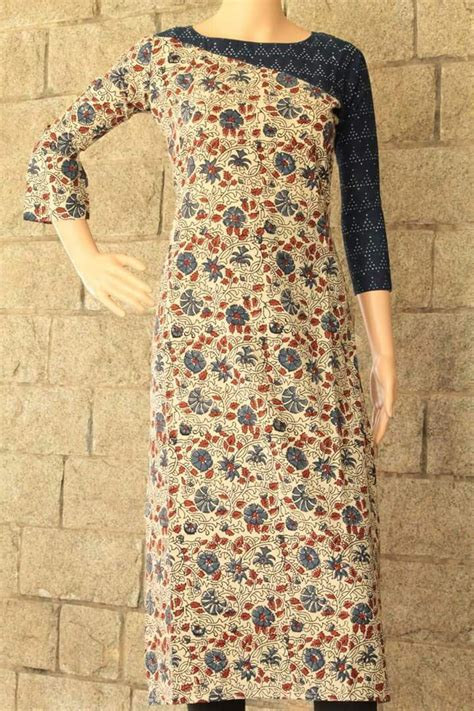 kurta stitching pattern 129 best kalamkari dress images on pinterest anarkali