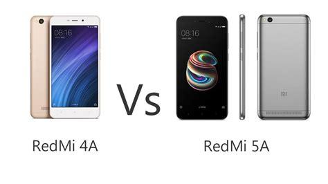 Redmi 5a New redmi 4a vs redmi 5a trending information