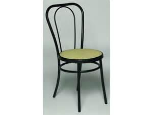 chaise bistro coloris noir vente de chaise conforama