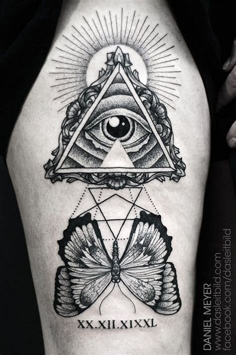 third eye tattoos 40 the third eye designs for boys and