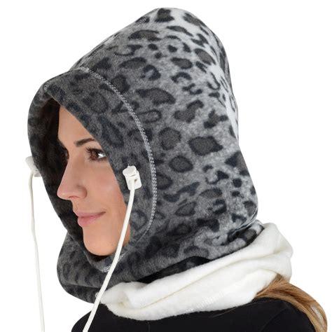 Trand Kupluk Masker Polar Fleece 6 In 1 Multifungsi Buffbandanasyal 6 in 1 snow leopard polar fleece balaclava neck ski hat scarf mask ebay