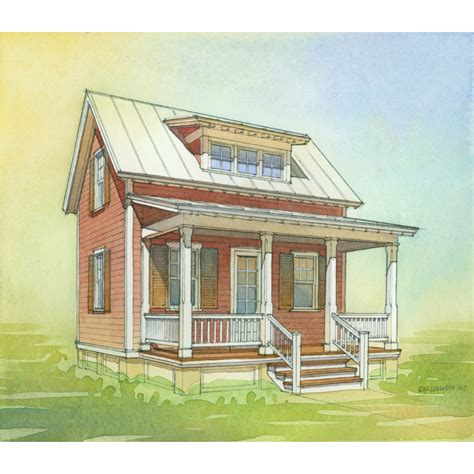 katrina cottages lowes shop lowe s katrina cottage kc 633 plan set of 6 plans