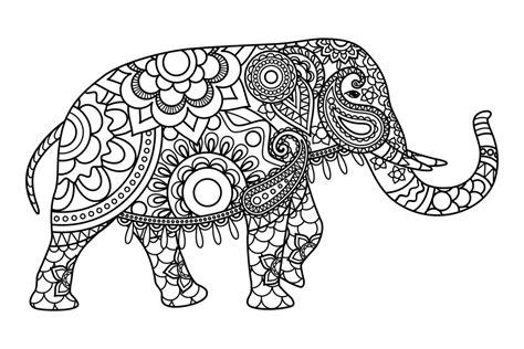 los mejores mandalas de elefantes debuda net