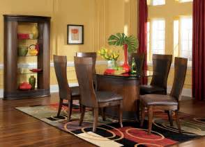 stylish dining room by hendler - Stylish Dining Room Chairs