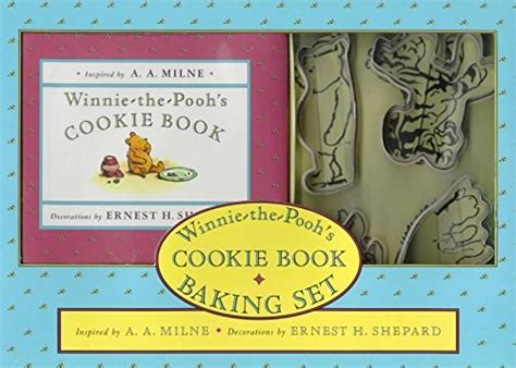 Book I Want Big Cookies by Cheapest Copy Of Winnie The Pooh S Cookie Book Baking Set