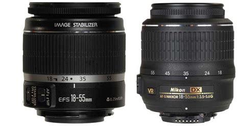 Lensa Canon Kit 7 kelebihan lensa kit
