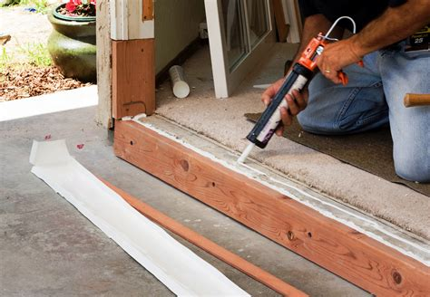 Sill Pan For Patio Door How To Replace A Sliding Glass Door Pro Construction Guide