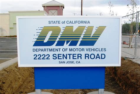 san jose dmv directions new dmv office in san jose new signs signs unlimited
