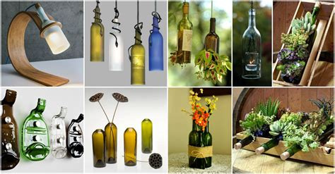 Papercraft Decorations - glass bottle decorations ideas www pixshark images