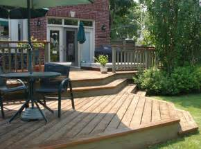 Patio Deck Portfolio Leishman Landscaping Toronto East York