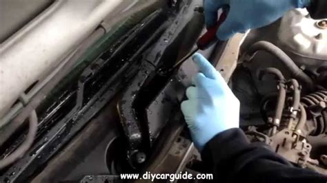 repair windshield wipe control 1997 nissan 240sx free book repair manuals nissan almera wiper motor mechanism replacement youtube