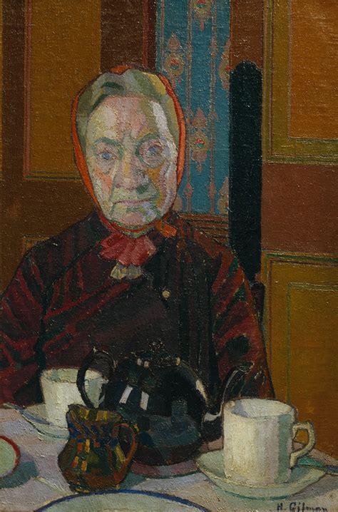 art gallery james harold galleries robert upstone painters of modern life the camden town