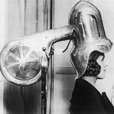 Hair Dryer History the and wonderful past of the hair dryer instyle