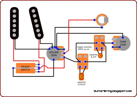 guitar wiring diagram the guitar wiring diagrams and tips september 2010
