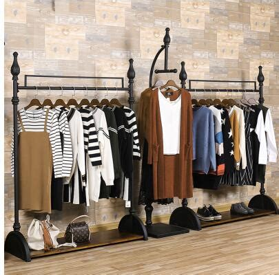 how to wear vintage for vintage industrial style display shelf style s wear shop displays the vintage clothing racks of the island in