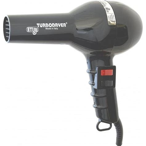 Rainbow Hair Dryer 1500w eti turbo hair dryer black 1500w free delivery justmylook