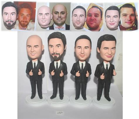 a bobblehead of yourself let yourself be the creator of your own bobblehead