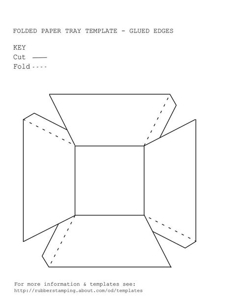 pottery templates free free printable paper basket template in 3 styles to