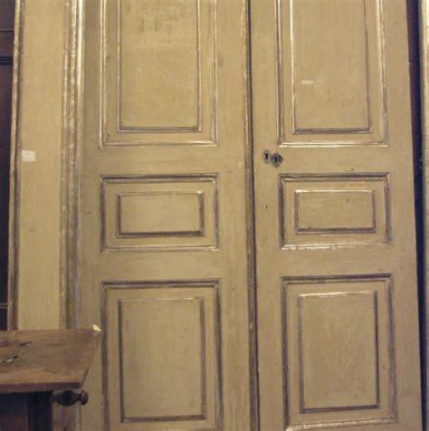 cornici argentate pts407 n 5 porte laccate bianche con cornici argentate h