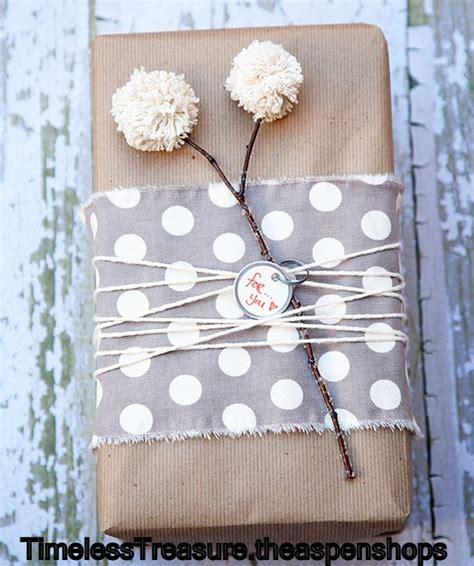 Wrapping Favors by Wedding Favors Timelesstreasureblog