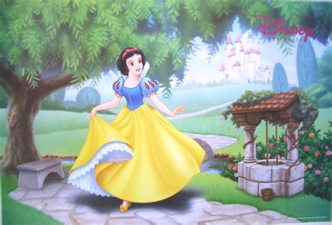 snow white and the snow white and the seven dwarfs images snow white hd wallpaper and background photos 19275351