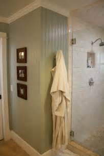 Bathroom Waterproof Beadboard Height Beadboard Walls In Bathroom Also Paint