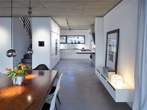 Landes Dining Room by Haus P Contemporary Dining Room Dortmund By Hans