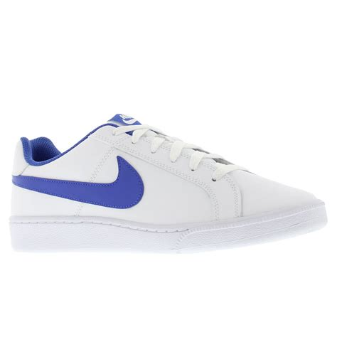 Nike Curt Side nike court royale white navy mens trainers ebay