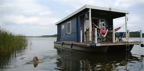 house pontoon boats german pontoon boat shantyboatliving com