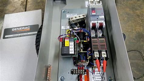 generac manual transfer switch wiring diagram wiring