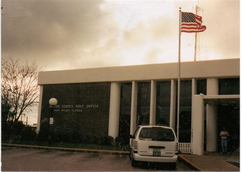 New Port Richey Post Office by Port Richey Fl Post Office Photo Picture Image