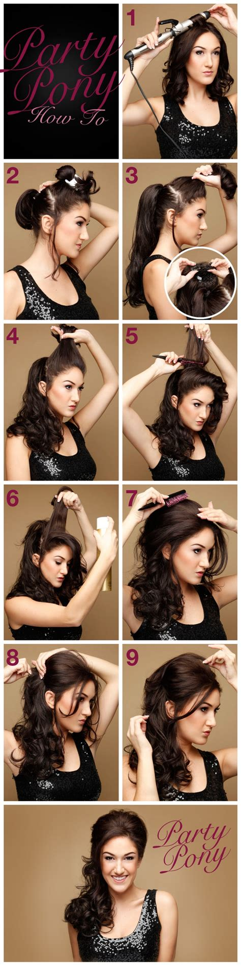 hairstyles for work party how to do hairstyles