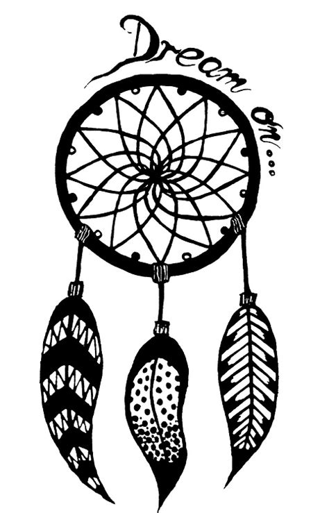 dreamcatcher tattoo black and white dreamcatcher drawings tattoos dreamcatcher dreams