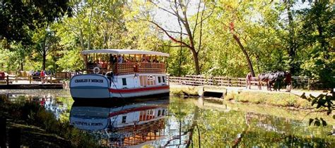 canal boat rides dc best waterfront activities things to do in dc