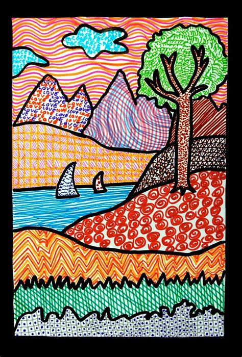 pattern art for grade 2 82 best images about fourth grade art projects on