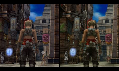Kaset Ps4 Xii The Zodiac Age xii the zodiac age ps4 vs ps2 graphics comparison