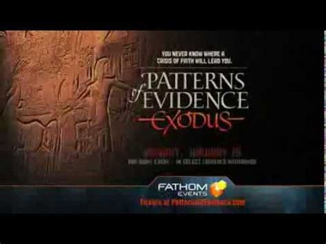 pattern of evidence exodus free patterns of evidence the exodus playing january 19th 2015