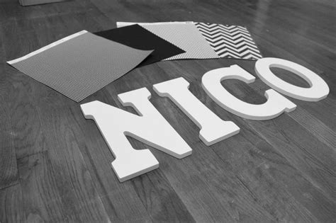 decorating wooden letters for nursery 1000 ideas about decorate wooden letters on