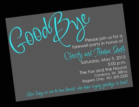 Free Printable Invitation Templates Going Away Party Party Ideas Going Free Printable Invitation Templates Going Away