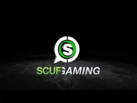 scuf gaming intro template youtube