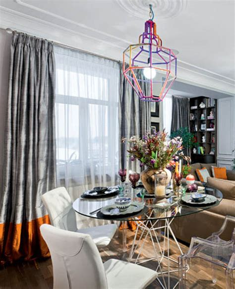 eclectic decorating modern interior design in eclectic style with parisian chic