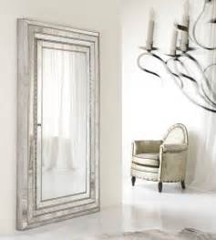 Floor Mirror Armoire by Furniture Accents Melange Floor Mirror W