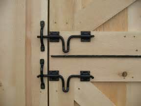 barn door latch types doors and latch systems