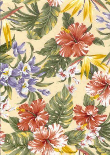 hawaiian pattern fabric 513 best barkcloth hawaii fabrics images on pinterest
