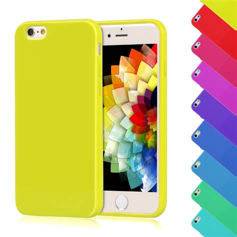 Softcase Bentuk Iphone 5 lovely color silicone tpu gel soft for apple iphone 5 5s iphone se rubber soft back