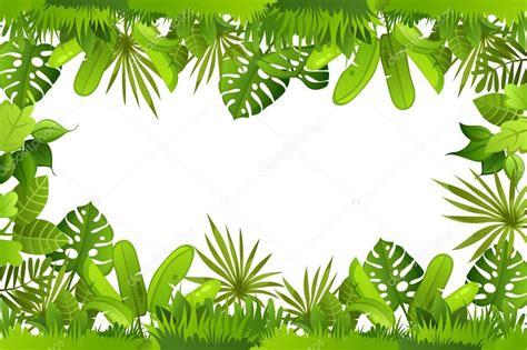 Dschungel Pflanzen by Fundo De Plantas De Selva Vetores De Stock 169 Scorpion333