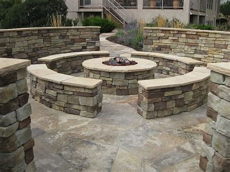 Firepit Pictures Pit Colorado Springs Co Photo Gallery Landscaping Network