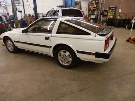 auto air conditioning repair 1995 nissan 300zx instrument cluster 1984 datsun nissan 300zx turbo for sale photos technical specifications description